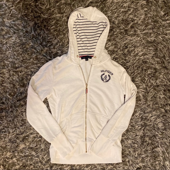 Tommy Hilfiger Zip Up(perfect condition)